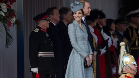 Kate Middleton's Foolproof Photo Trick | StyleCaster
