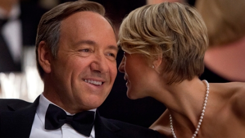 'House of Cards' is Coming Back Soon!   StyleCaster