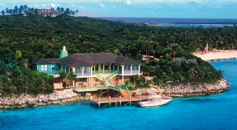 The 10 Coolest Celebrity Vacation Homes | StyleCaster