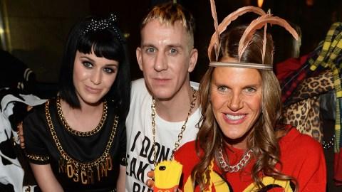 Jeremy Scott + Katy Perry For Super Bowl | StyleCaster
