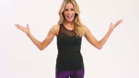 Try Our Five-Minute Workout Video   StyleCaster