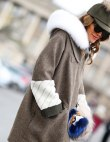 27 Outfits That Accessorize With Fur