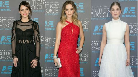 Who Won the Critics Choice Red Carpet?  | StyleCaster