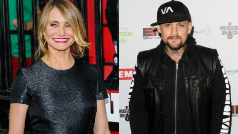Cameron Diaz is Married! | StyleCaster
