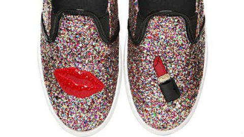 11 Pairs of Glittery Shoes  | StyleCaster