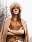 15 Cool Ways to Sport a Fur Hat