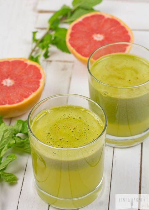 fat flush green juice recipe