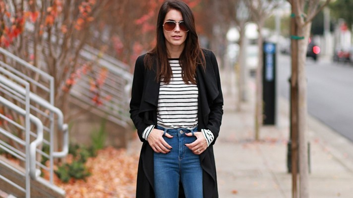 20 Interesting Ways to Style a Classic Striped Shirt