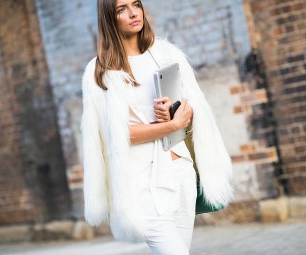 Jasmine Garnsworthy why wearing and buying fur isn't so bad