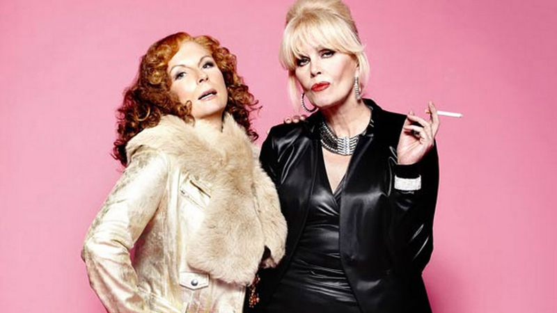 joanna lumley in absolutely fabulous pic bbc 373213252 Why You Should Start Watching Absolutely Fabulous Before the Movie Comes Out
