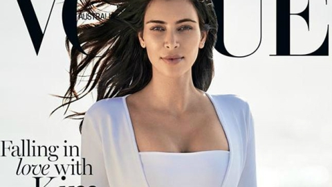 Kim Landed Her Own Vogue Cover | StyleCaster