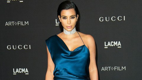 Kim Kardashian Chops Her Hair | StyleCaster