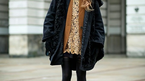 Do You Hate Tights in the Winter? | StyleCaster