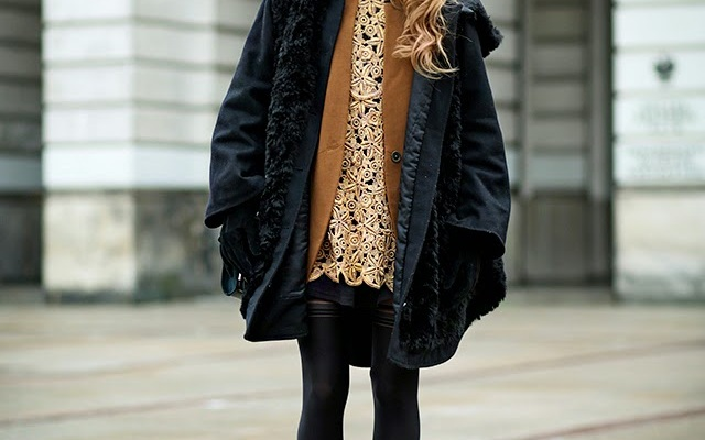 Hate Wearing Tights in the Winter? 35 Outfits That'll Change Your Mind