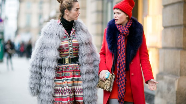 The Best Street Style From Paris Couture Week!