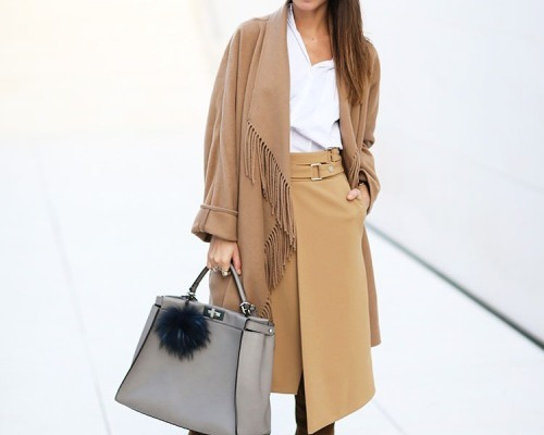 25 Stylish Ways to Sport Midi Skirts This Season