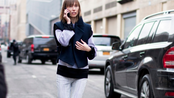 Must-See Street Fashion From the End of NYFW