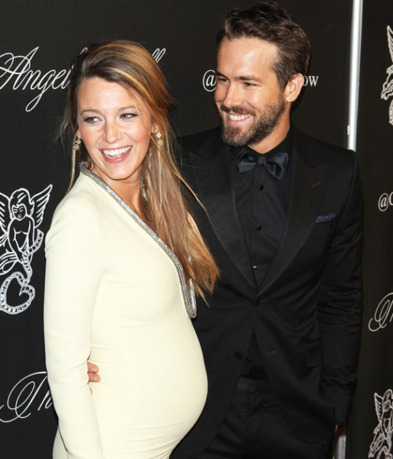 blake lively and ryan reynolds name their baby James