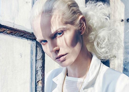 Winter Whites: An Original Fashion Editorial