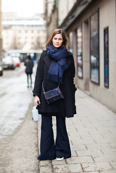 flared jeans trend