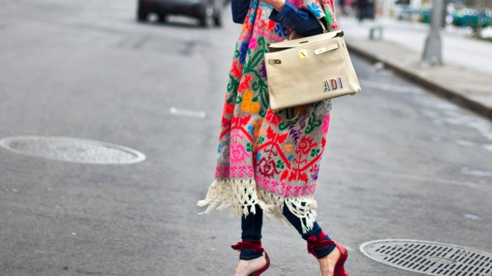 Dazzling Street Style From New York Fashion Week