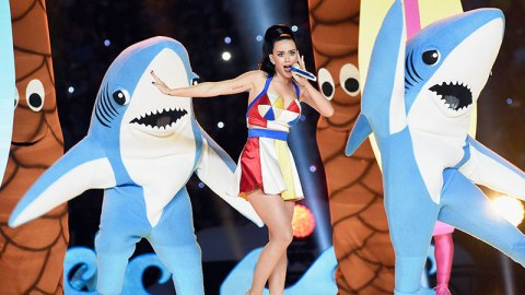 Meet Katy Perry's Shark Back-up Dancer   StyleCaster