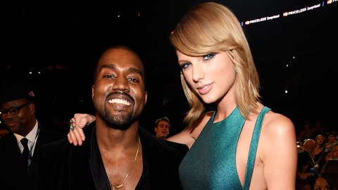 Kanye and T.Swift Are Collaborating | StyleCaster