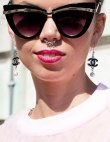 Septum Rings Are Trending at NYFW