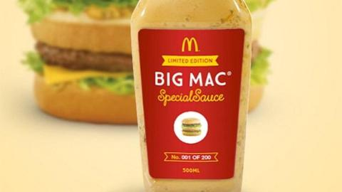 McDonald's Special Sauce for $18K?! | StyleCaster