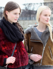 50 Ways to Wear a Shearling Coat