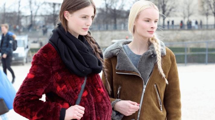 50 Ways to Rock a Shearling Coat Like a Fashion Girl