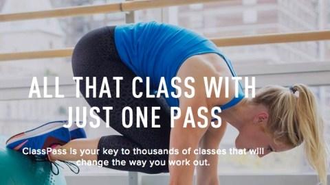 You're Still Not Using ClassPass?! | StyleCaster