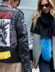 Winter Street Style From NYFW
