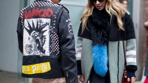 Winter Street Style From NYFW | StyleCaster