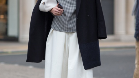 Not Feeling Culottes?  | StyleCaster