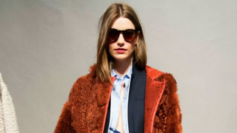 All the Looks from J.Crew's Fall Collection | StyleCaster