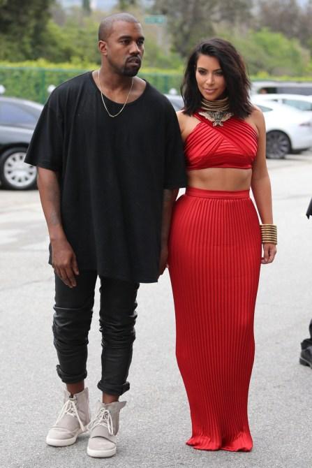 Riccardo Tisci Says the Fashion World Rejected Kim Kardashian