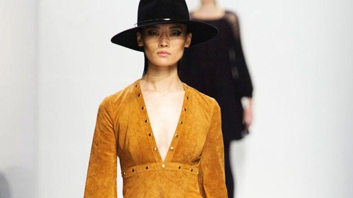 Fashion Week Looks That Prove Boho is Back