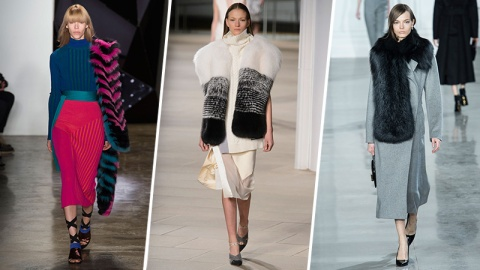 Trending for Fall: Look-at-Me Furs | StyleCaster