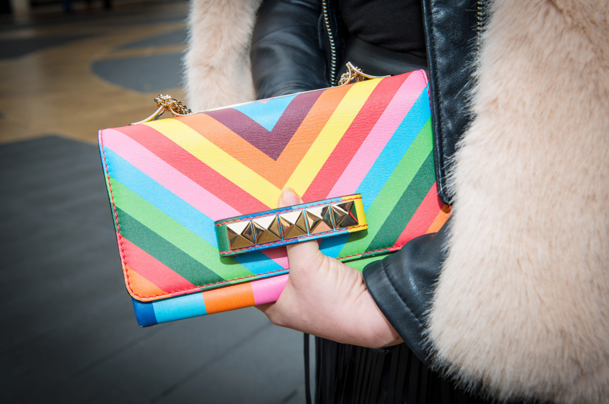 lucy streetstyle edited 29 2 Valentino Will Get you Noticed, Plus Other Lessons From My Day as a Street Style Star