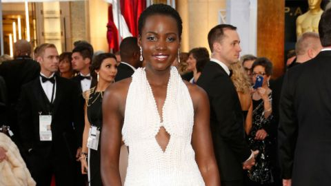 Lupita's Oscars Gown Was Stolen  | StyleCaster