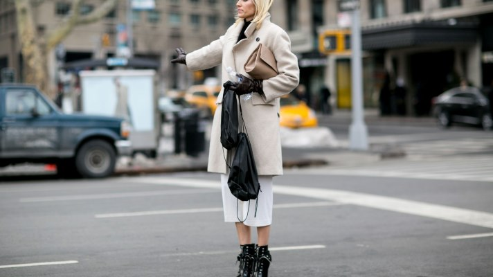 Let the Pavement Parade Begin: Street Style From New York Fashion Week