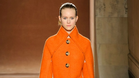 Orange Really is the New Black   StyleCaster