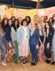 A Science Fair-Themed Fashion Show