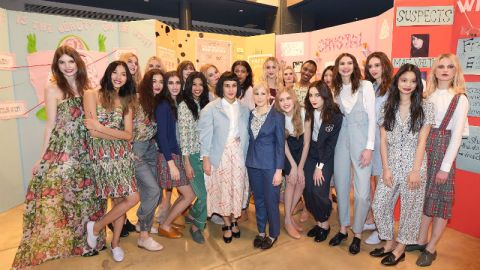 A Science Fair-Themed Fashion Show | StyleCaster
