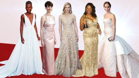 What to Wear to Win an Oscar  | StyleCaster