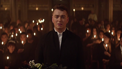 Sam Smith Gets Married! | StyleCaster