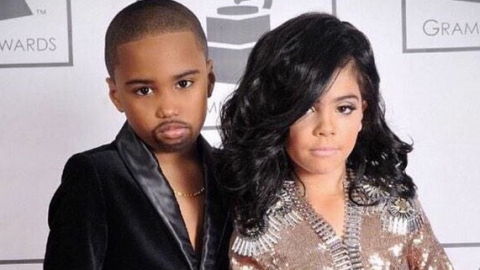 Grammys Looks Recreated With Kids!   StyleCaster