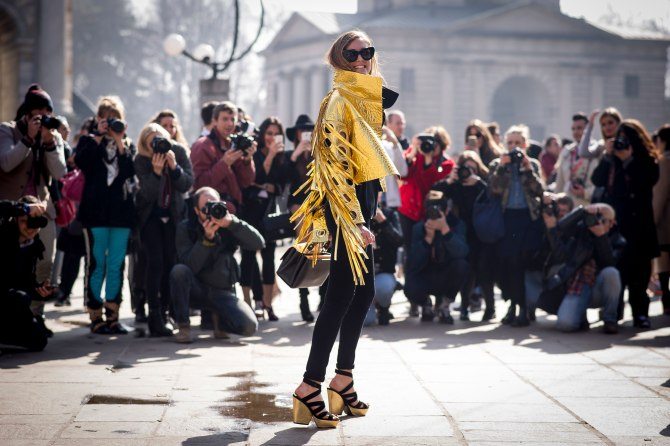 interview with a street style photographer