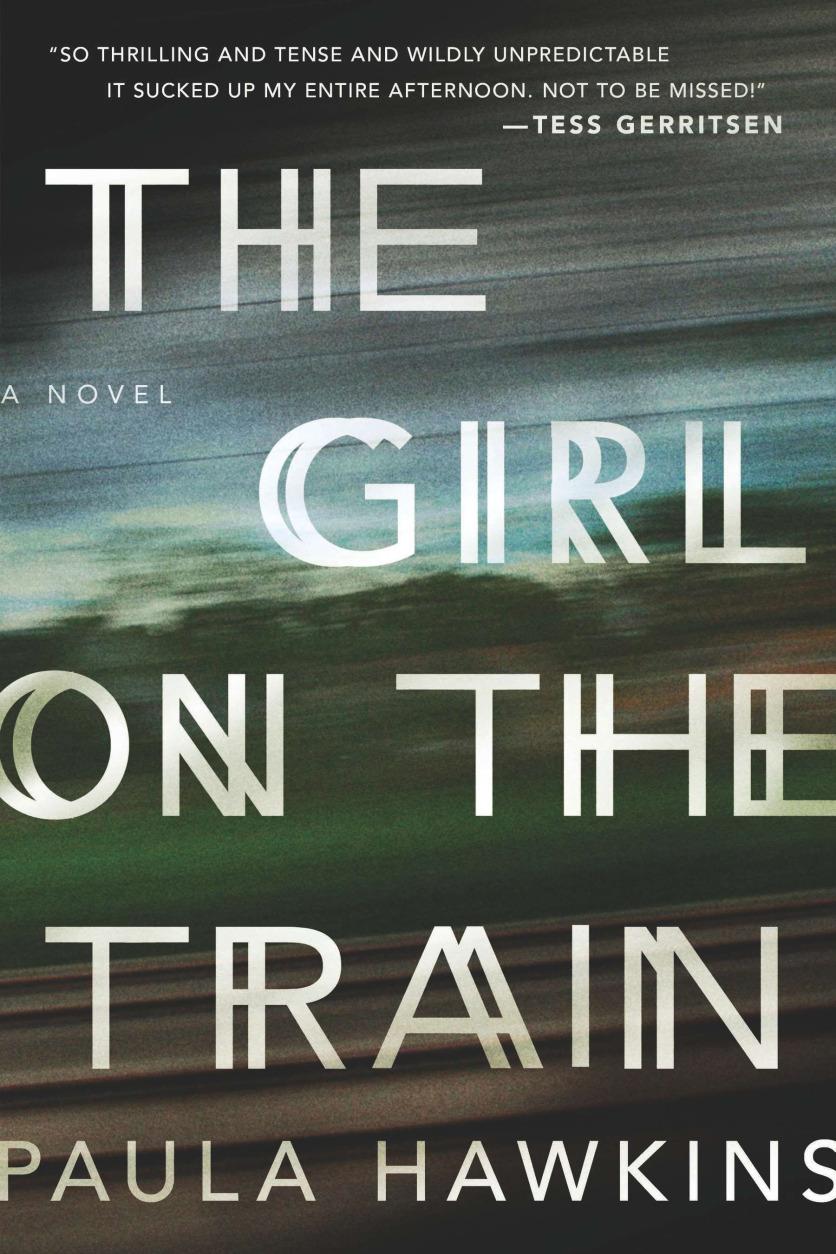 The Girl on the Train like gone girl twist